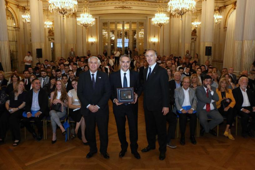 """Aspa recibió el Premio MDI al """"Emprendedor Inmobiliario de Argentina 2017"""""""